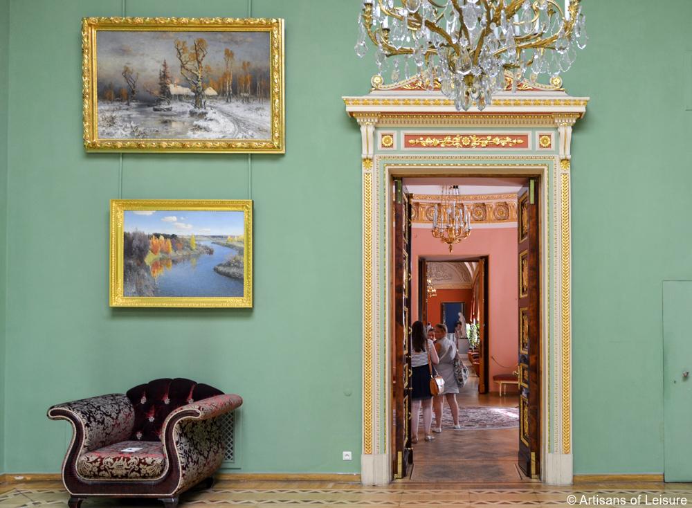 luxury Russia tours