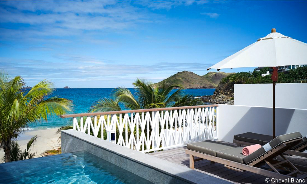 luxury St. Barths resorts