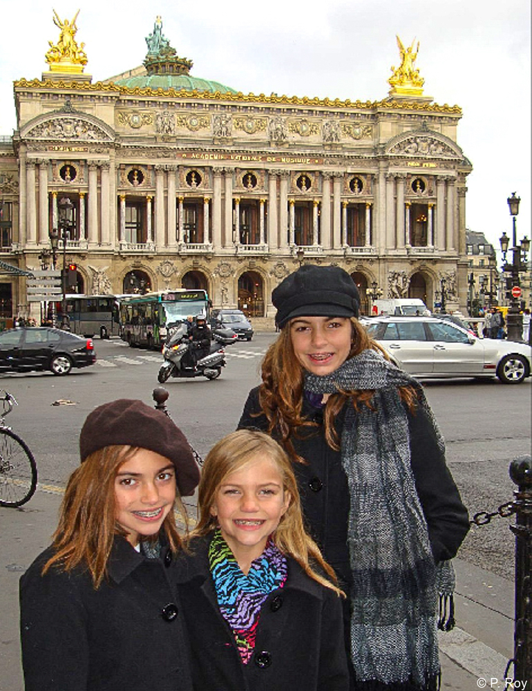 private family tours France