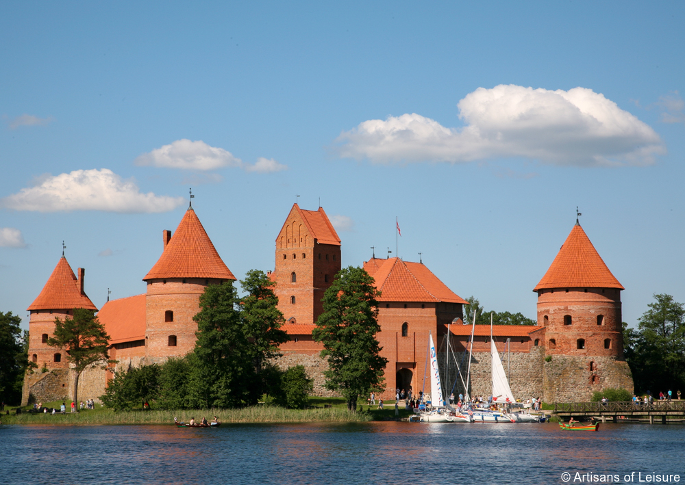 luxury Lithuania tours