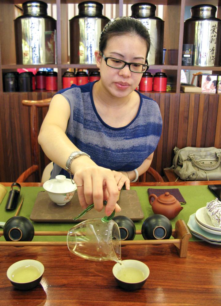 luxury Taiwan culinary tour