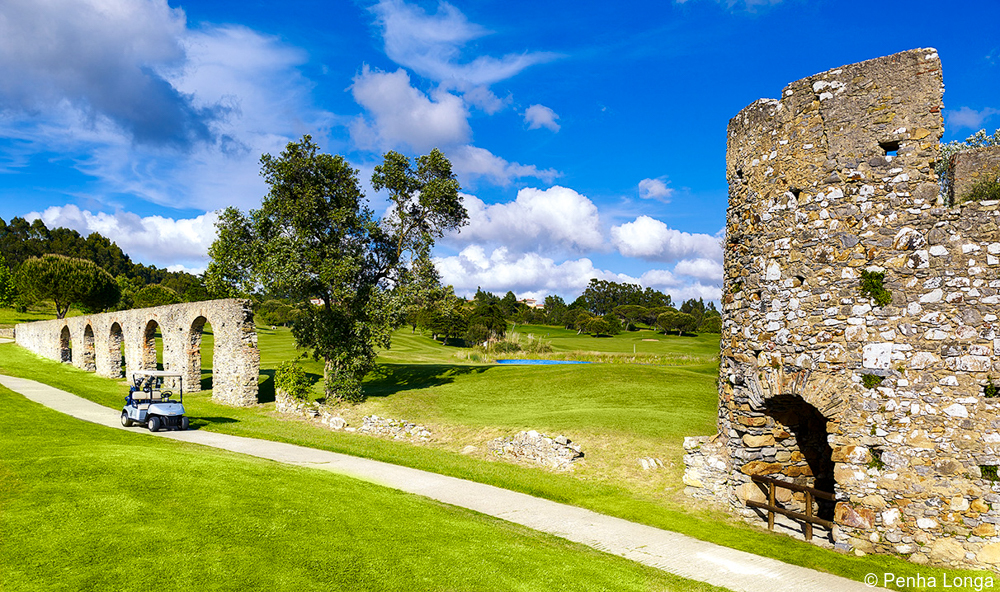 luxury Portugal golf tours