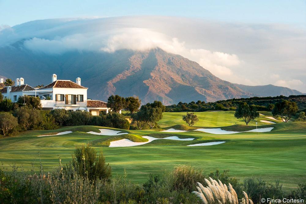 luxury Spain golf tours