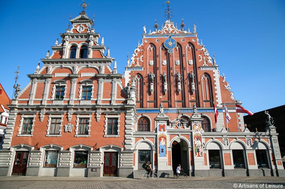 luxury Latvia tours