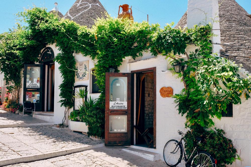 luxury Puglia tour