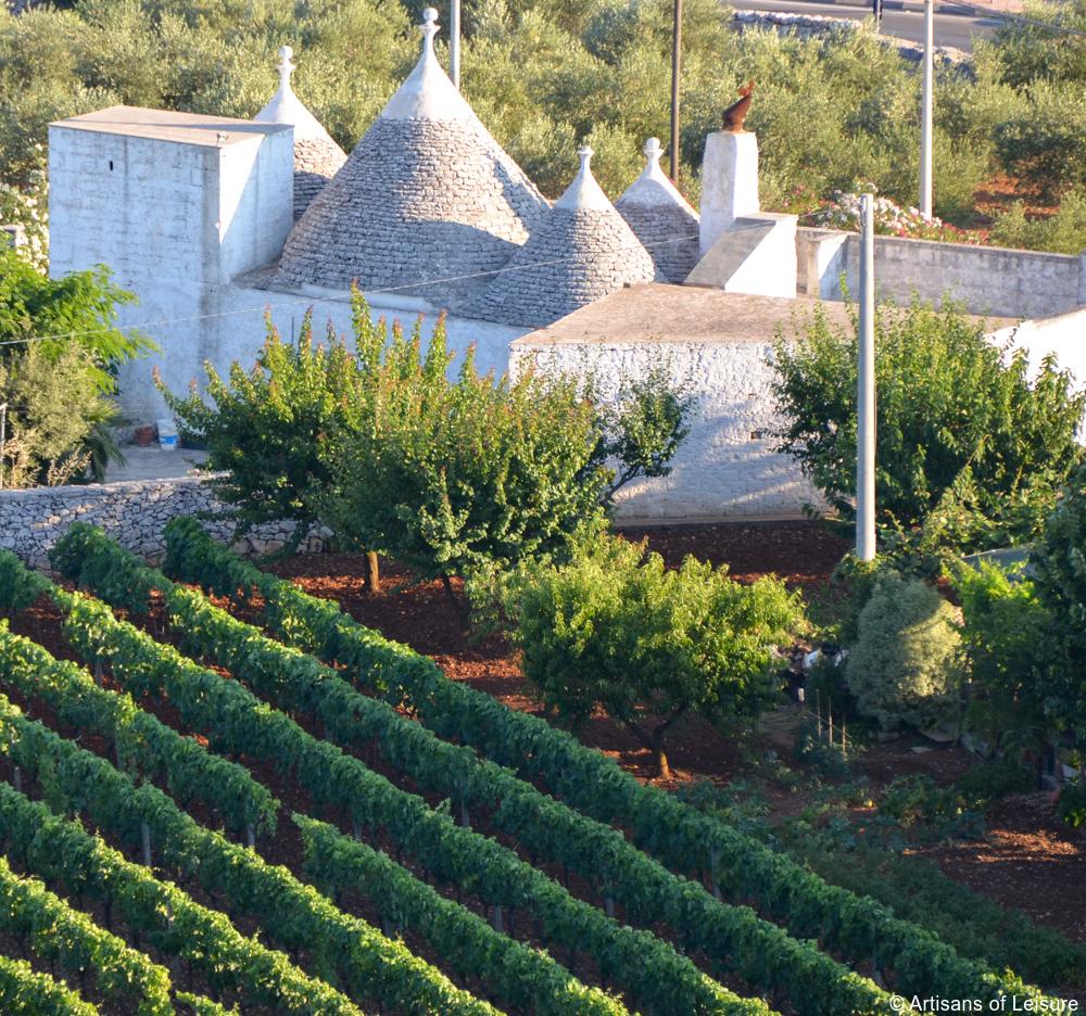 luxury Puglia tours