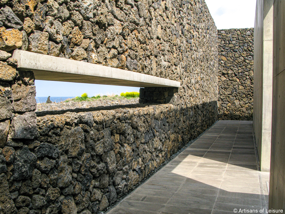 private South Korea tours Jeju architecture