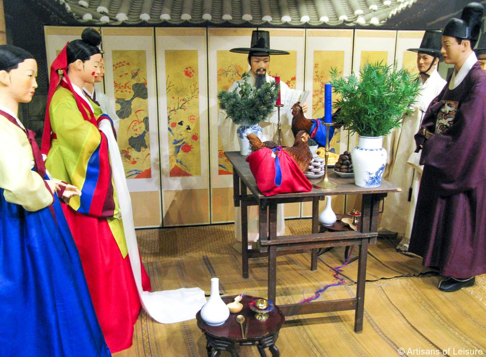 luxury South Korea tours museum