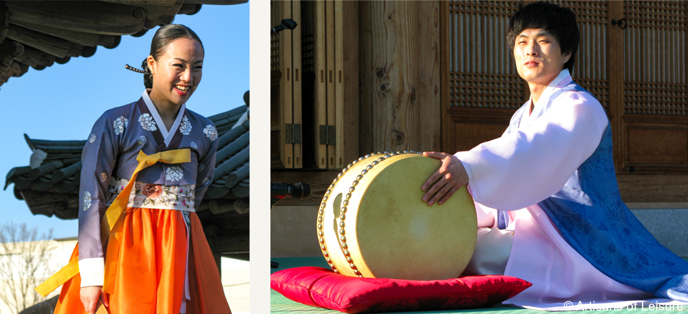 luxury South Korea tours traditional