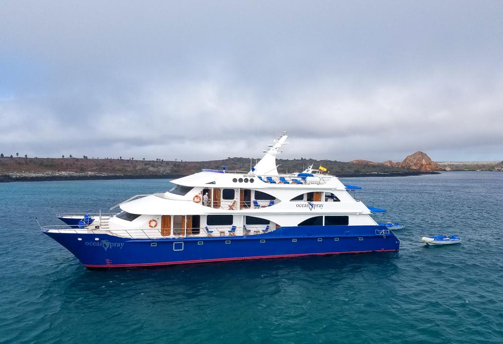 luxury Galapagos cruises
