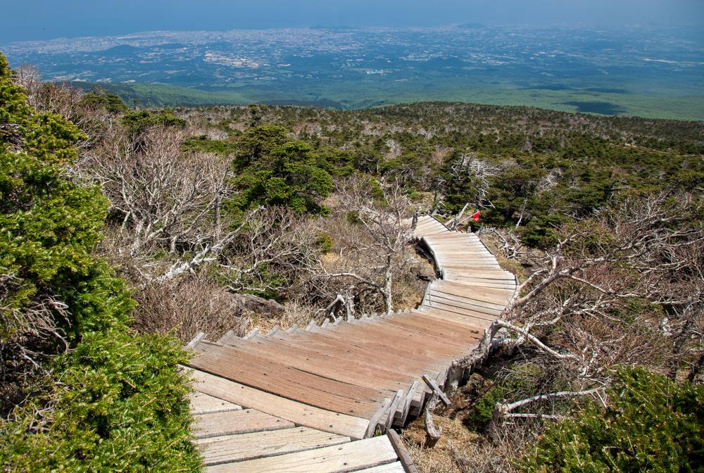 luxury South Korea tours Jeju Island
