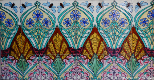 Portuguese Tiles Azulejos Are A Visual Delight And A Travel Highlight Artisans Of Leisure