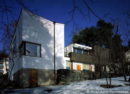 Helsinki the architecture of alvar aalto artisans of for The aalto house