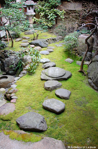 japanese rock garden a visit to a kyoto machiya artisans of leisure 29794