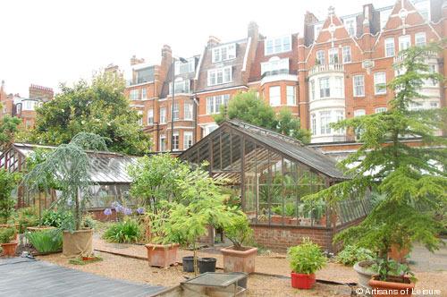 London garden tours