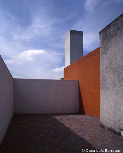 Luis Barragan Modern Architecture In Mexico City Artisans Of