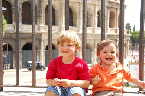 Italy family tours